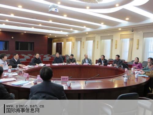 1月21日下午,由上海市海洋局主办,上海海事大学承办的中国海洋文化